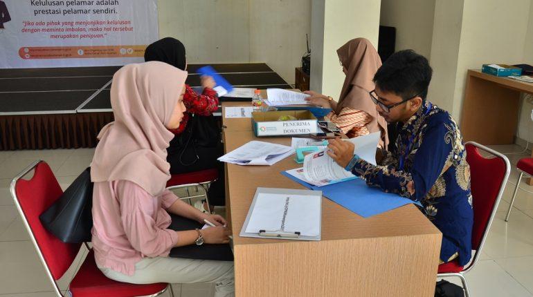 seleksi administrasi cpns 2019 di BDI Surabaya