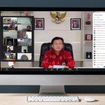 BDI Surabaya Sukses Adakan Bimtek Aparatur Industri Dinas Kabupaten/Kota secara virtual