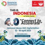 Hannover Messe 2021, Momentum Indonesia Tunjukkan Kemampuan Menuju Industri 4.0
